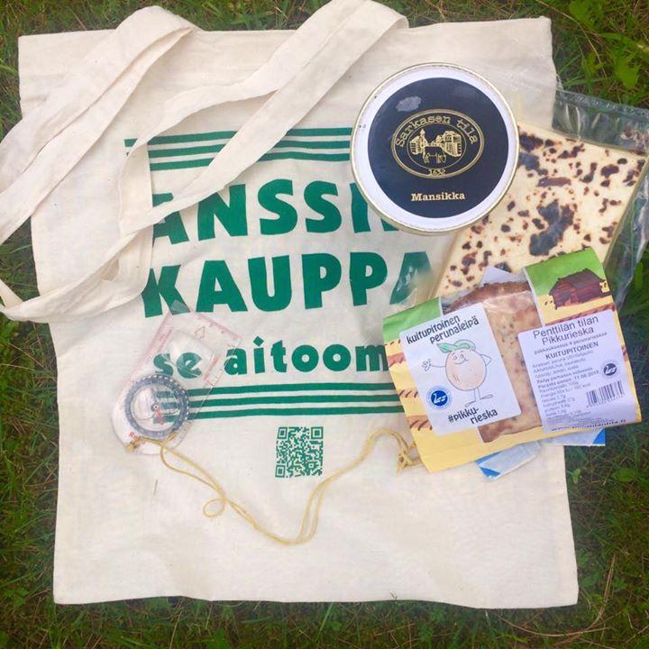 Suunnista Anssin Kauppaan! Jukolaviikonlopun (15.-16.6....